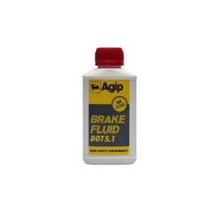 AGIP Brake Fluid DOT-5.1 - 0.25 litra