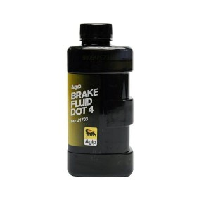 AGIP Brake Fluid DOT-4 - 0.25 litra