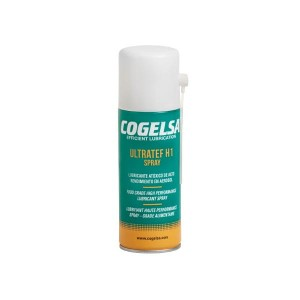 Smar z teflonem COGELSA ULTRAGREASE TF SPRAY - 0,4 kg - NSF H1